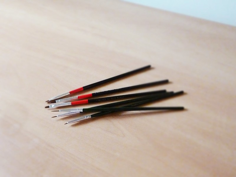 e-Bay nail brush