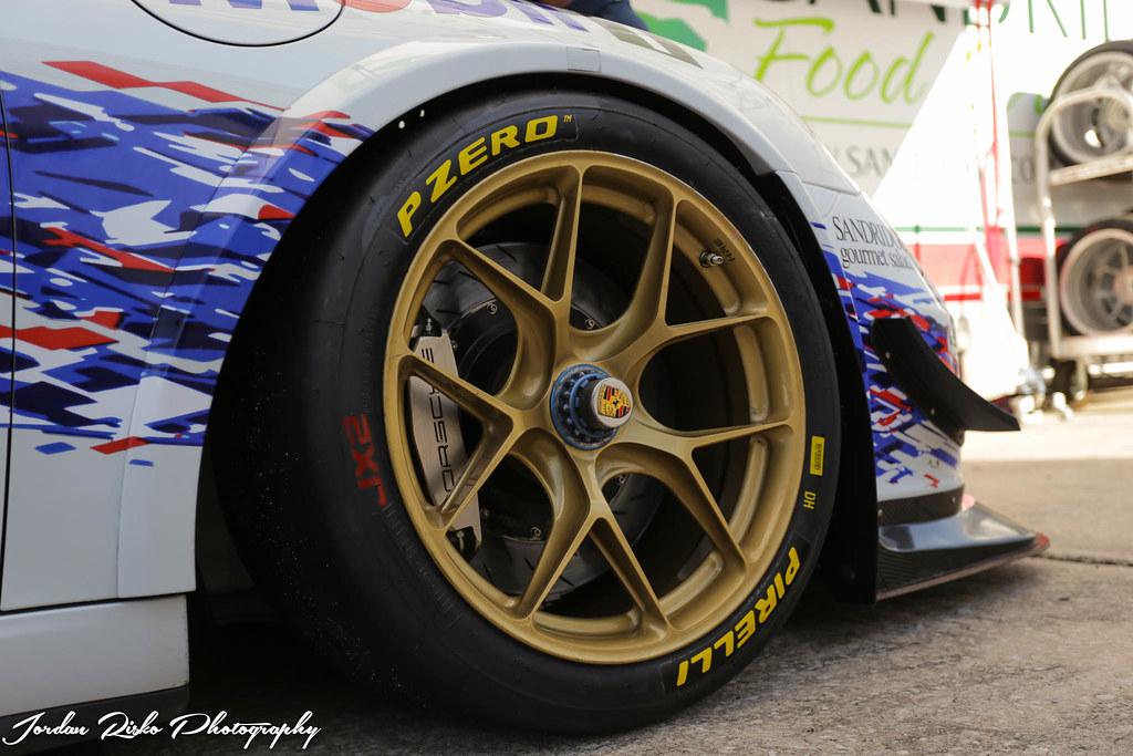 Hre Wheels Porsche 991 Gt3 Cup With Hre R101 Wheels