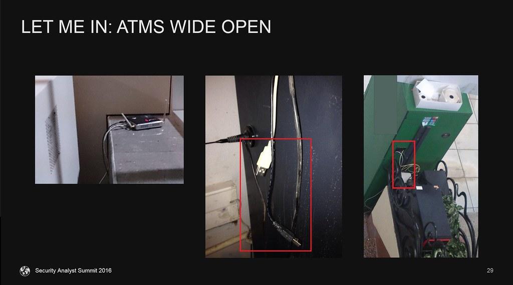 Как взломать банкомат