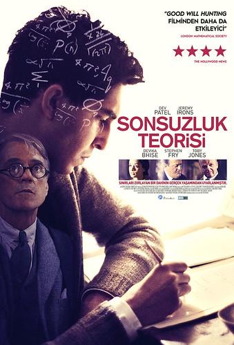 Sonsuzluk Teorisi - The Man Who Knew Infinity (2016)