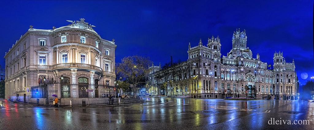 Casa de america y palacio de las comunicaciones madrid - Casa de labranza madrid ...