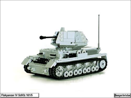 Flakpanzer IV Ostwind de Panzerbricks