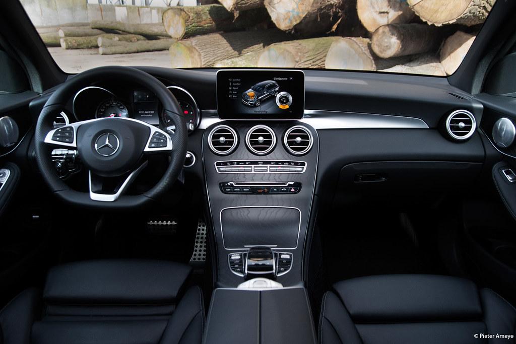 4 Matic Benz >> 2016 Mercedes-Benz GLC 250d 4-Matic AMG-line Interior | Flickr