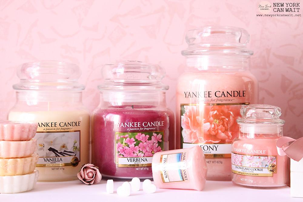 Yankee Candle: nuove fragranze e le mie preferite.