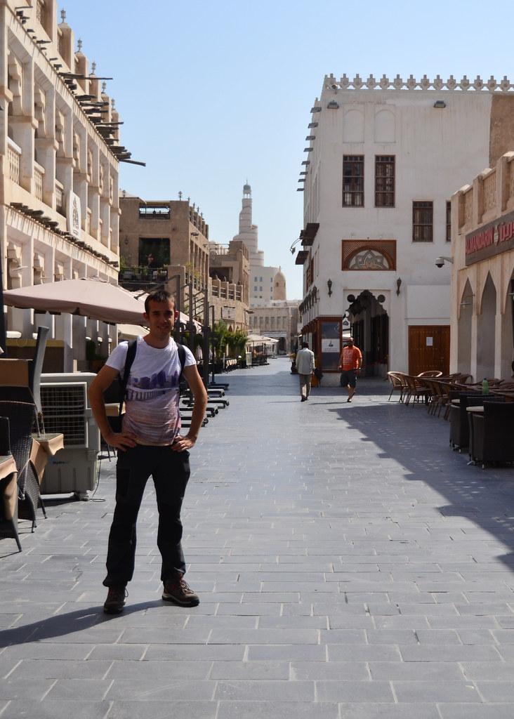 Diario de un Mentiroso en Doha (Qatar)