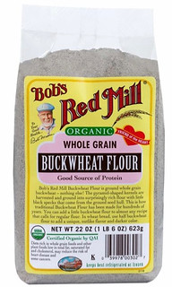 bob's red mill buckwheat flour