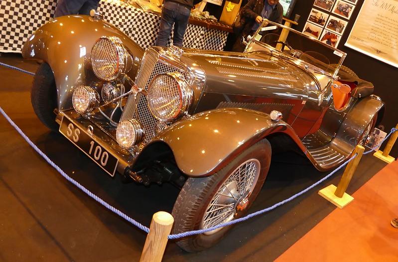 Jaguar SS100 2,5 litres 1936 24268100644_6a8b17fef3_c