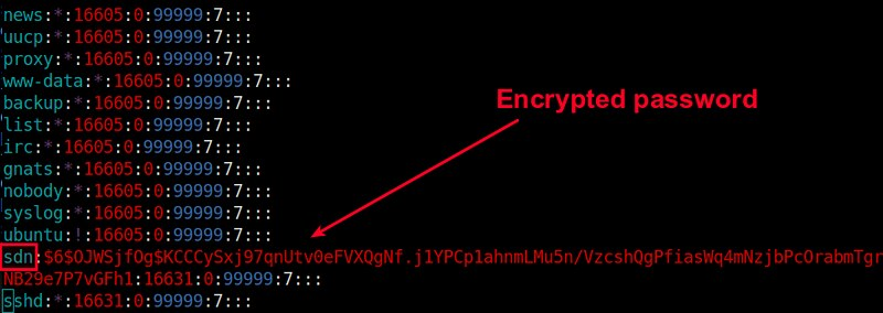 How to reset the password in an LXC container - Ask Xmodulo