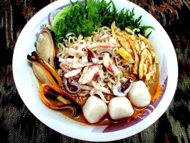 Maggi Royale Sarawak sambal laksa 5