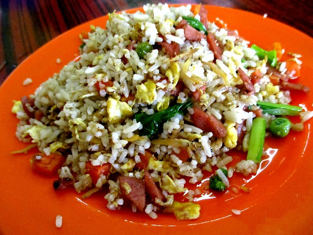 Friends' Kopitian fried rice