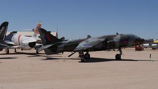 Hawker Siddeley / British Aerospace Harrier GR.3