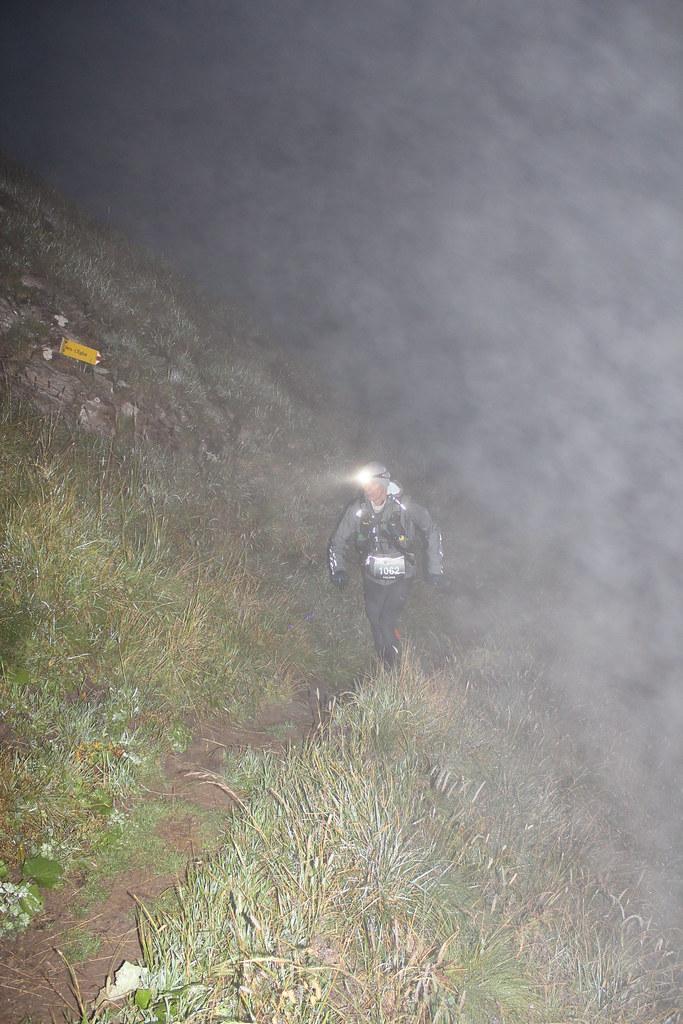 perdu dans le brouillard