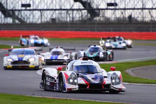 Alex Brundle - Michael Guasch - Christian England, Ligier JS P3 - Nissan, ELMS Silverstone 2016