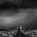 The Darkness Comes - La Défense, Paris