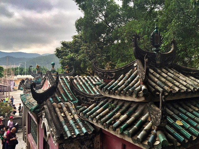 Templo de A-Má en Macao