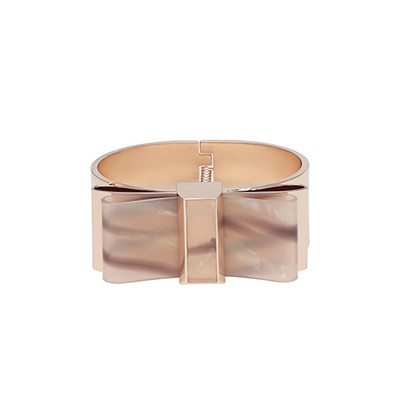 CHARLES&KEITH sweet bow bracelet RMB299