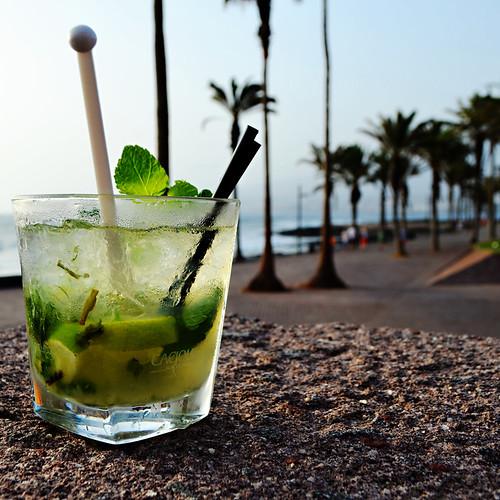 Instagram, Mojito, Playa de las Americas, Tenerife