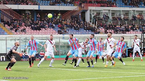 Catania-Casertana 0-1: le pagelle rossazzurre$