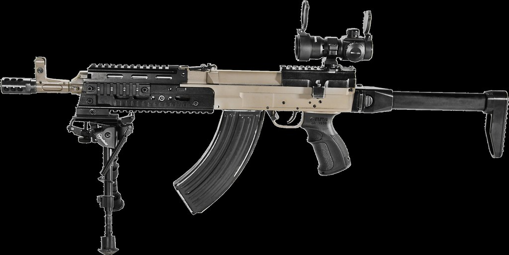 New Vz58 Products from Czech Republic! D-Force