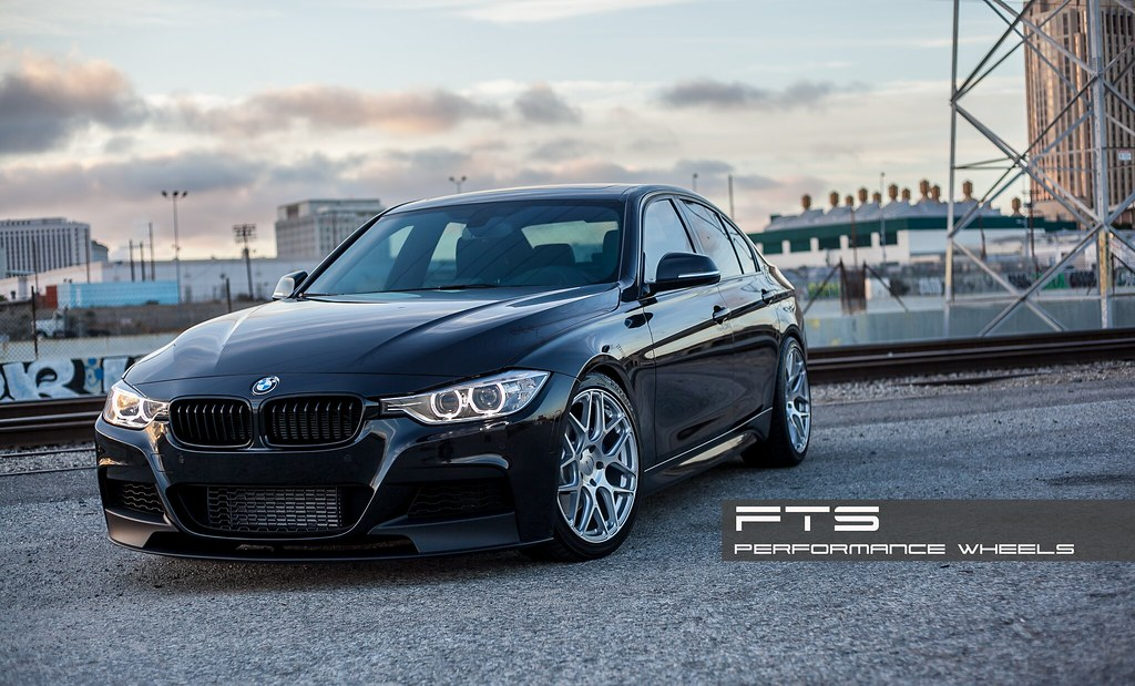 Introducing FTS Wheels For BMW FX - Bmw 35