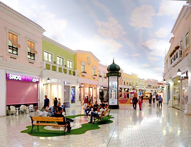 Centro Comercial de Doha