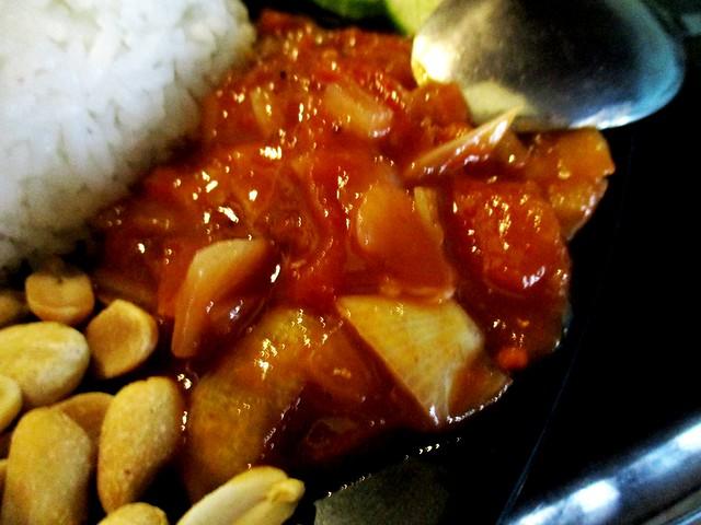 Folkway nasi lemak sambal
