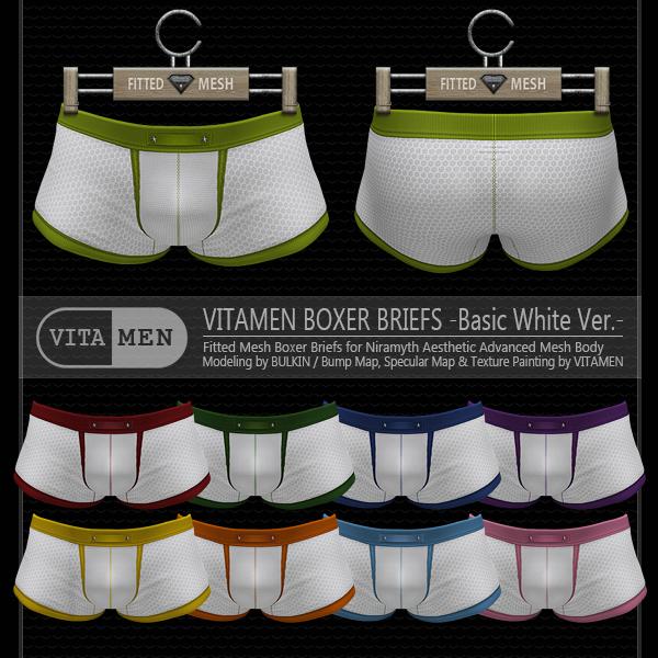 Men's Underwear VITAMEN
