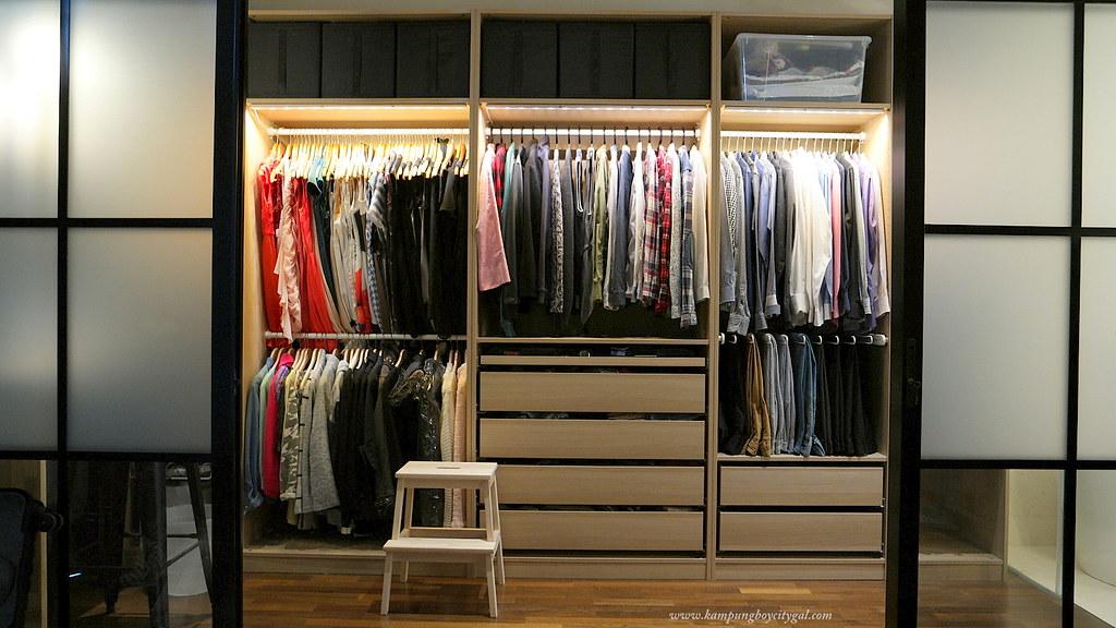 Walk In Wardrobe Box Room Idea
