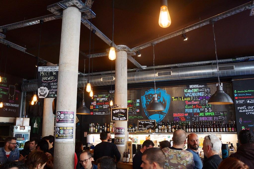 Brewdog Bar Barcelona