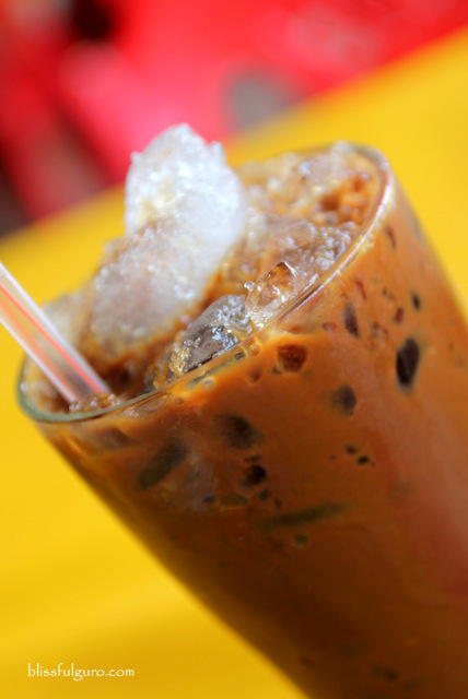 Laotian Food Laos Iced Coffee