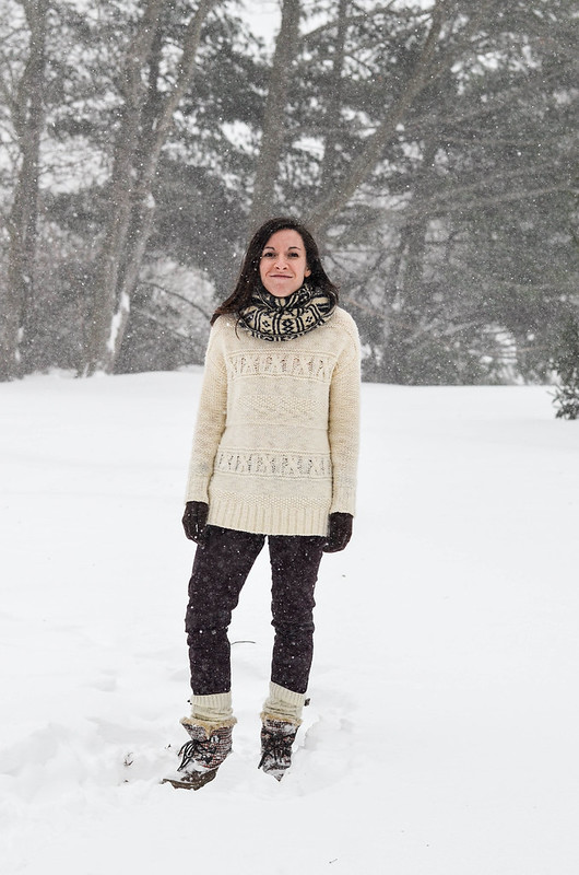 Winter Comfort Fashion | cookingalamel.com