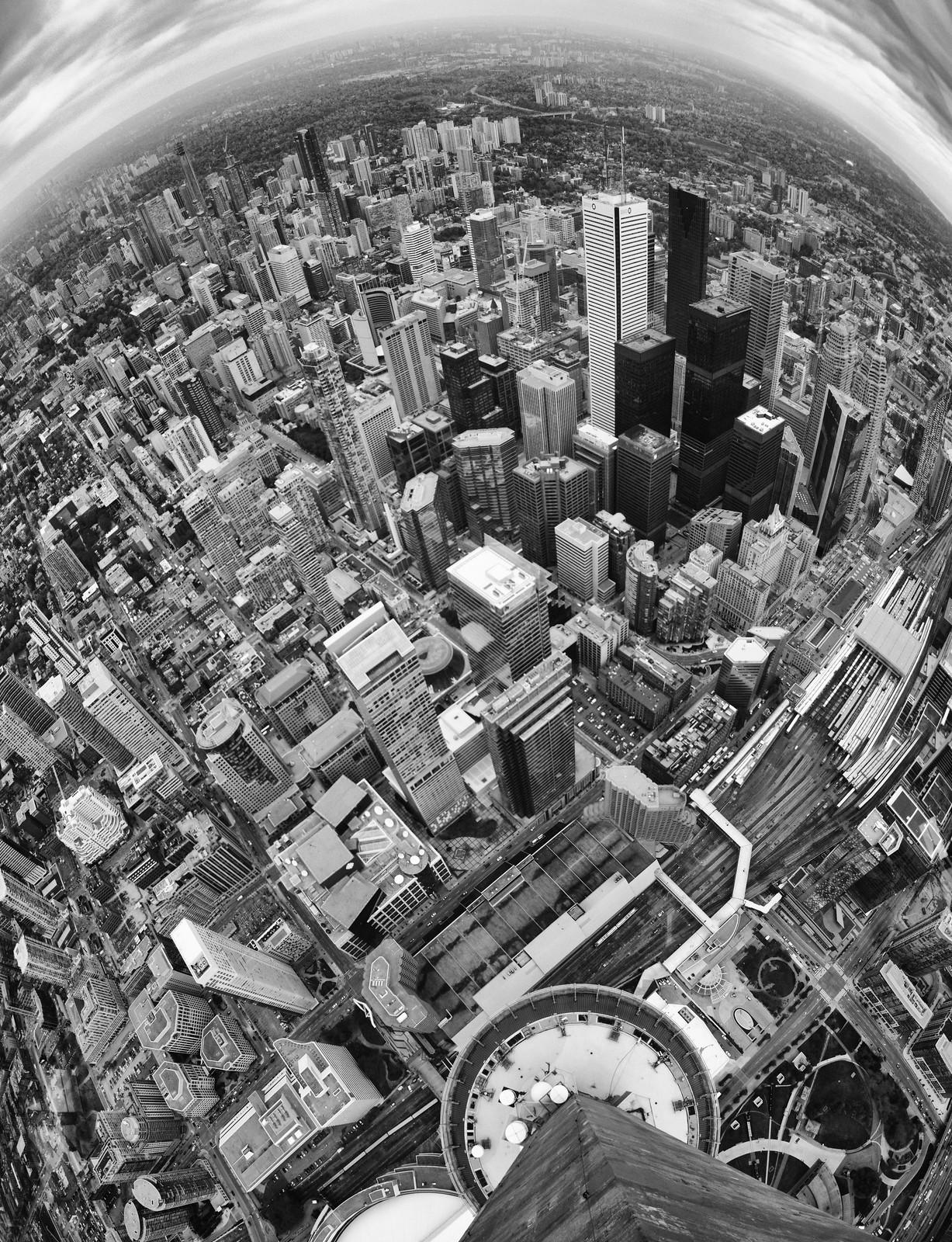 Panoramic Toronto
