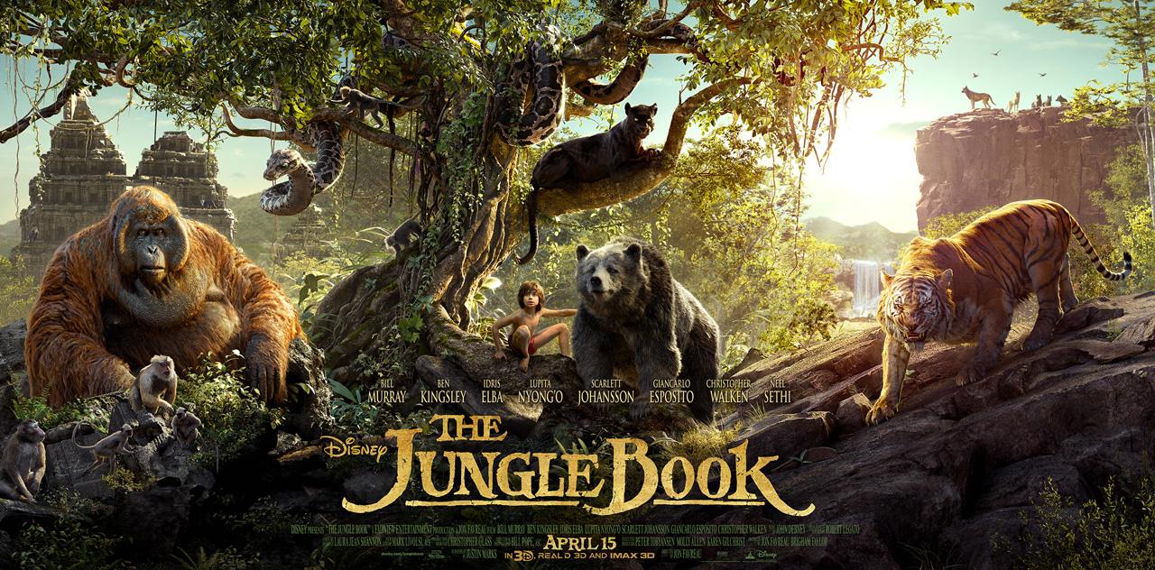 Jungle Book (Favreau) 24151366851_05ed248a1a_o