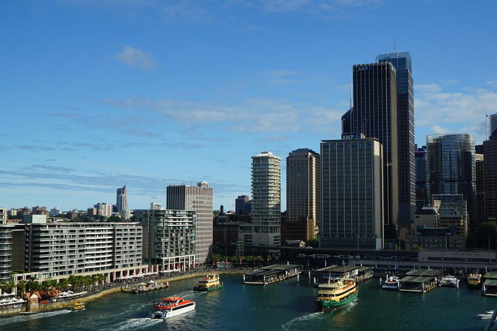 Sydney Harbour | thinkrorbot | Flickr