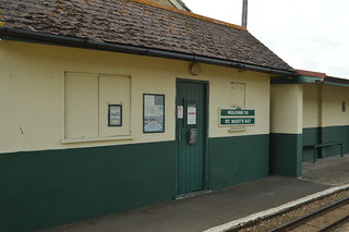 St Mary's Bay Station