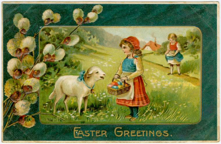 A victorian easter diary 5 minute history these are our cards that we chose together at the post office the lady behind the counter was so nice and friendly she even helped us choose some of the negle Choice Image