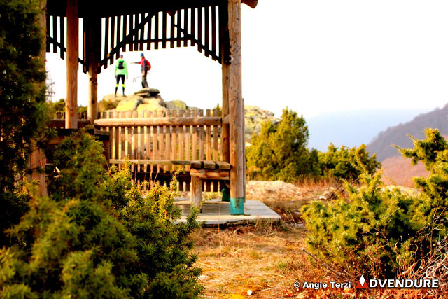 """The location """" Vlachiki Plaka """" offers spectacular views from Florina town  up to the Pisoderi ski slopes!"""