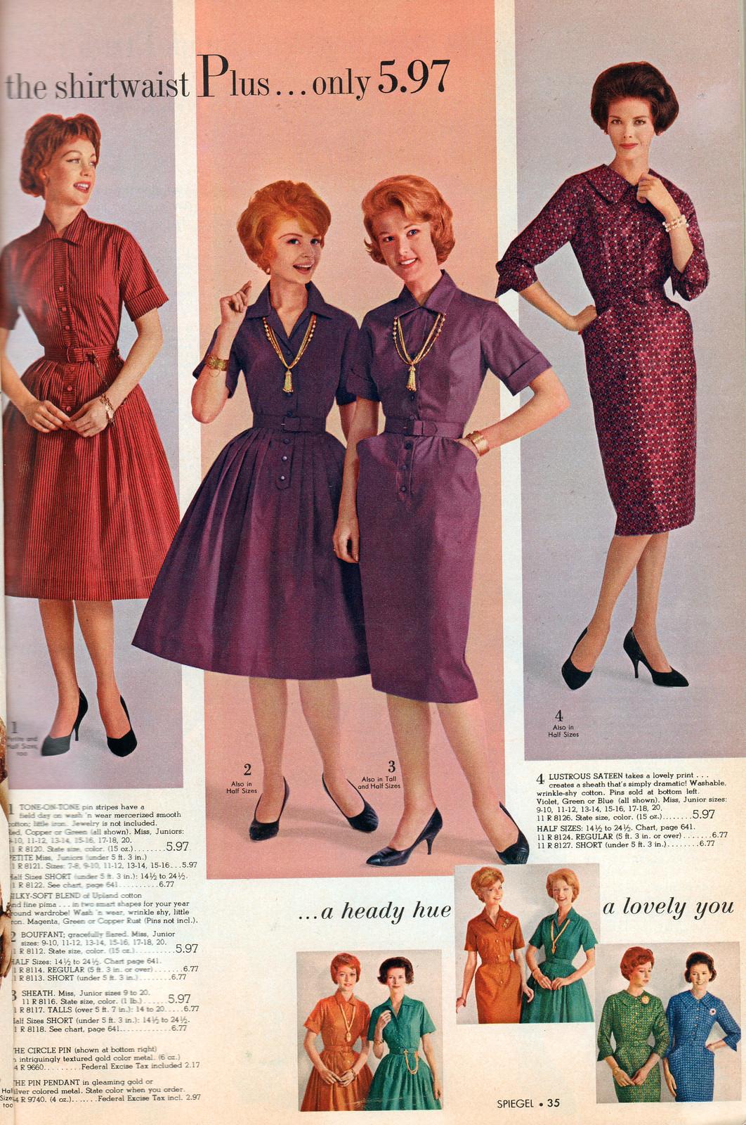 Spiegel Fall Fashions
