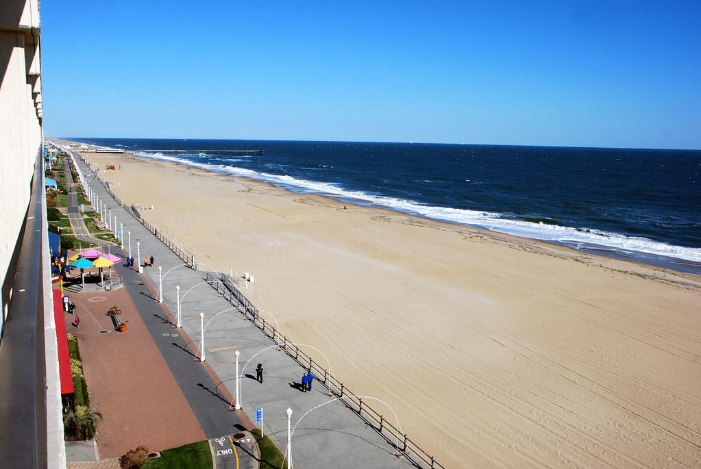 Is Virginia Beach Having A Noreaster