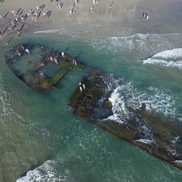 SS Monte Carlo Shipwreck