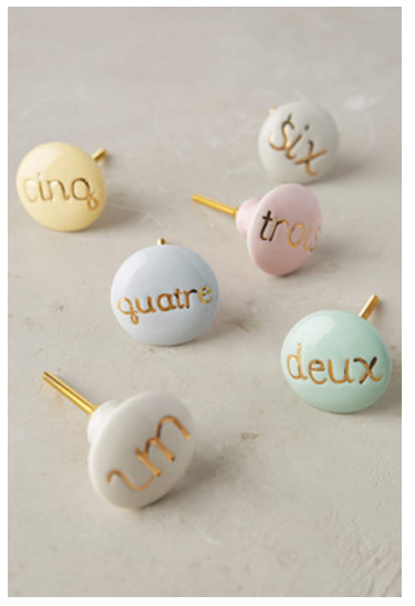 anthropologie knobs