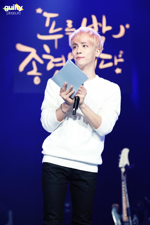 160426 Jonghyun @ MBC Live Concert - Blue Night 26089606864_93d0dbfa80_o