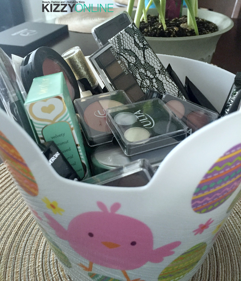 Giveaway Win Beauty Basket makeup skincare