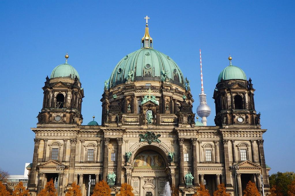 Berliner Dom & Fernsehturm