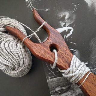 linen lucet cord