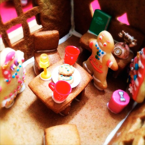 Make your own, homemade, recipe, hansel and gretel, Gingerbread House,step by step, guide, 自製, 薑餅屋
