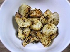 Parmesan turnips