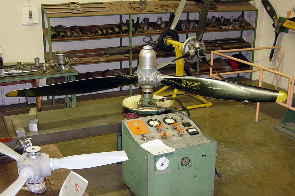 Hydromatic Prop  U0026 Test Stand