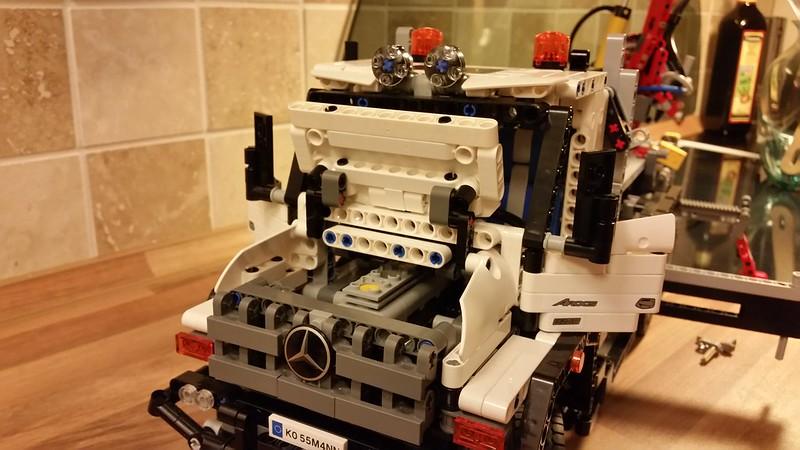lego technic 42043 instructions