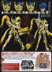 [Comentários] - Saint Cloth Myth EX - Soul of Gold Camus de Aquário 24867309409_cab69736ee_m